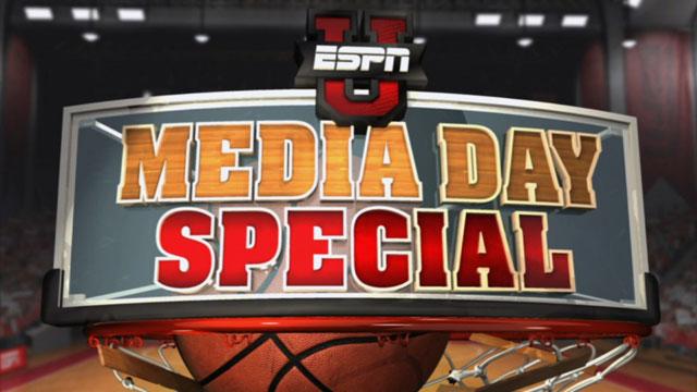 ESPNU College Basketball Media Days