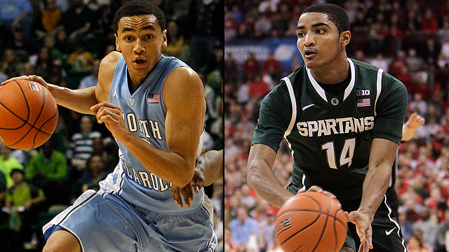 North Carolina vs. #1 Michigan State