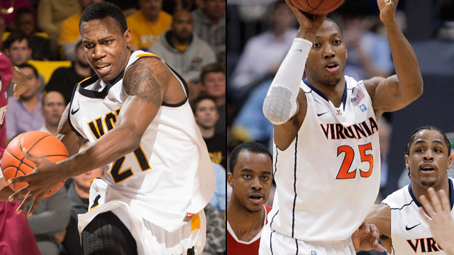 #14 VCU vs. #25 Virginia