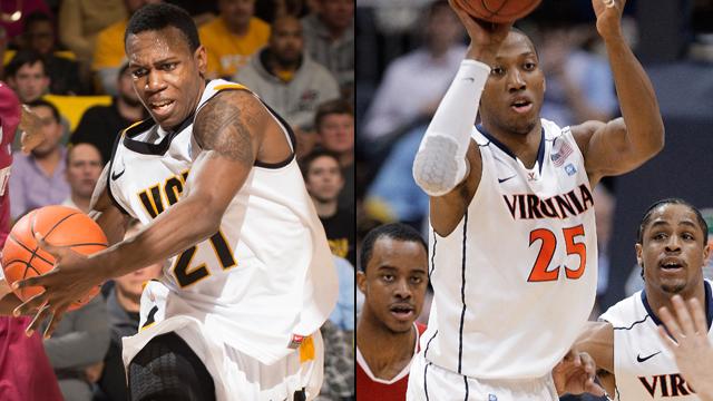 #14 VCU vs. #25 Virginia