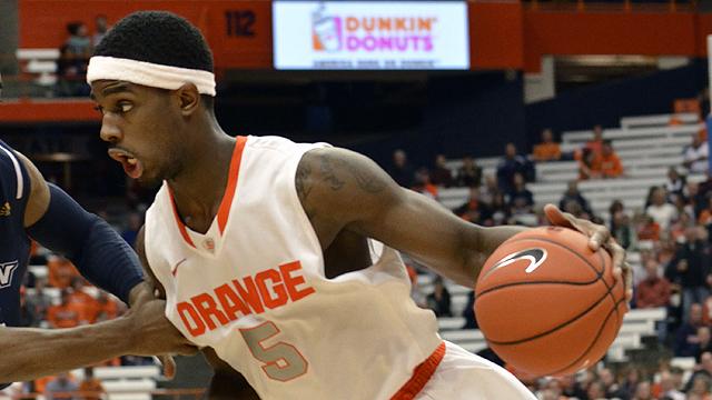 Fordham vs. #9 Syracuse (Exclusive)