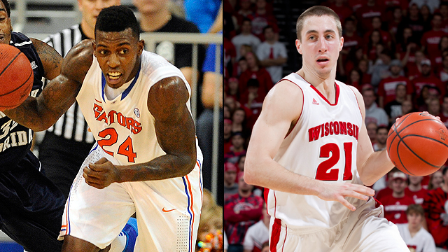 #11 Florida vs. #20 Wisconsin