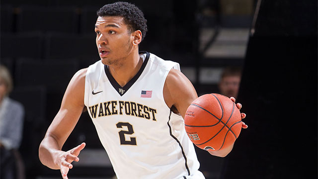 Presbyterian vs. Wake Forest (Exclusive)