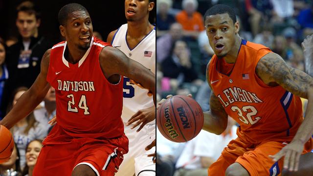 Davidson vs. Clemson (Semifinal #2): Charleston Classic