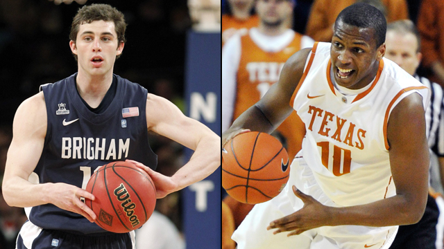 BYU vs. Texas (Semifinal #1): CBE Hall of Fame Classic