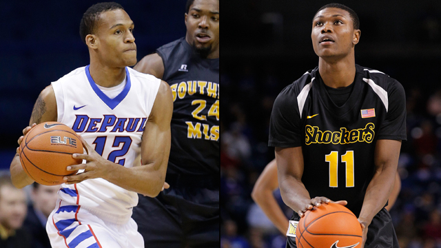 DePaul vs. #12 Wichita State (Exclusive Semifinal #2): CBE Hall of Fame Classic