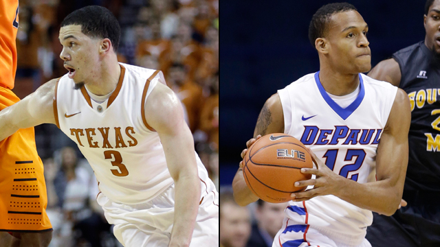 Texas vs. DePaul (3rd Place): CBE Hall of Fame Classic