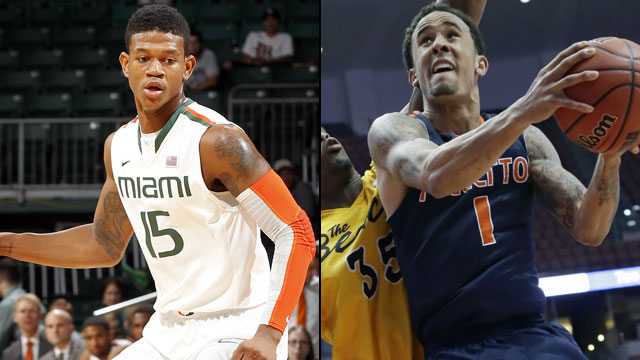Miami vs. Cal State Fullerton (Exclusive Consolation): DirecTV Wooden Legacy
