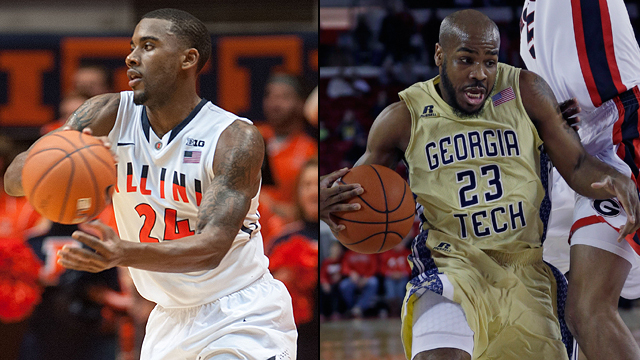 Illinois vs. Georgia Tech: Big Ten/ACC Challenge
