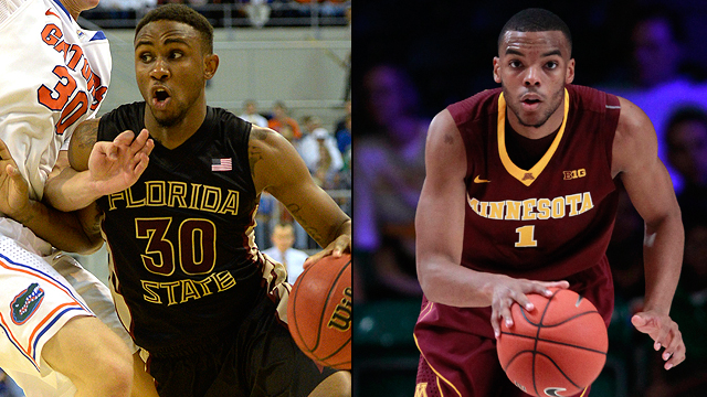 Florida State vs. Minnesota: Big Ten/ACC Challenge