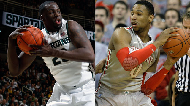 #12 Michigan State vs. #3 Ohio State