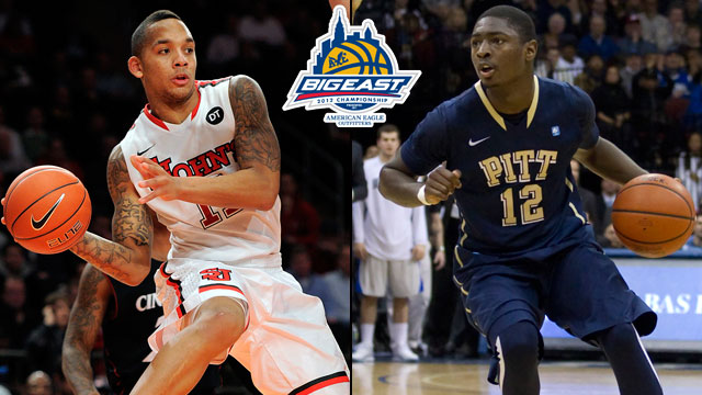#13 Pittsburgh vs. #12 St. John's (First Round, Game 2): BIG EAST Championship