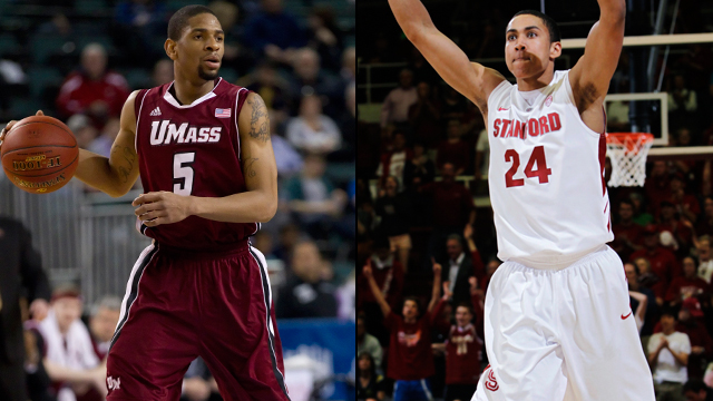 #5 Massachusetts vs. #1 Stanford (Semifinal #1): 2012 NIT