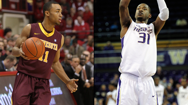 #6 Minnesota vs. #1 Washington (Semifinal #2): 2012 NIT