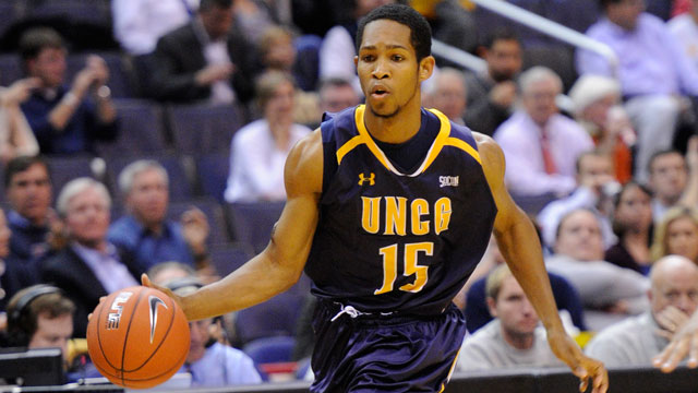 #3 Western Carolina vs. #1 UNC-Greensboro (Semifinal #1): Southern Conference Tournament