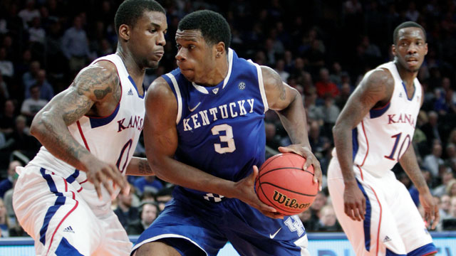 Kentucky vs. Kansas (re-air)