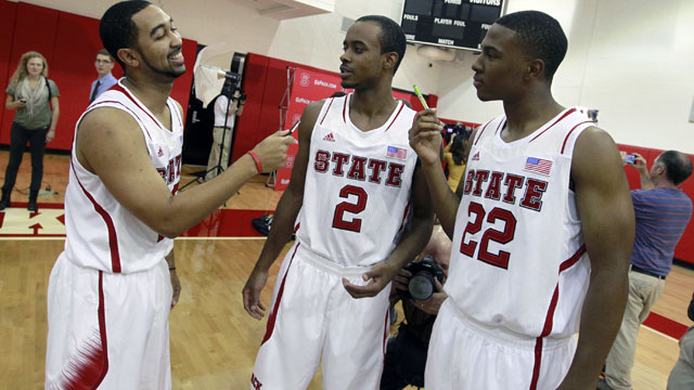 Midnight Madness: NC State Primetime with The Pack