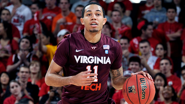 Virginia Tech vs. UNC Greensboro (Exclusive)