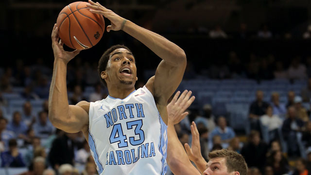 Butler vs. #9 North Carolina (Semifinal #1): Maui Invitational