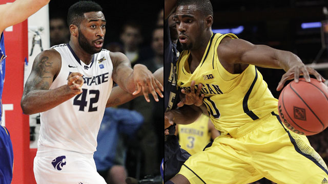 Kansas State vs. #4 Michigan (Championship): NIT Season Tip-Off