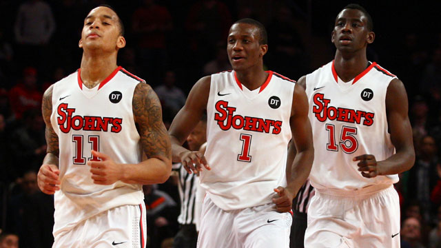 Midnight Madness: St. John's Red Storm Tip-Off