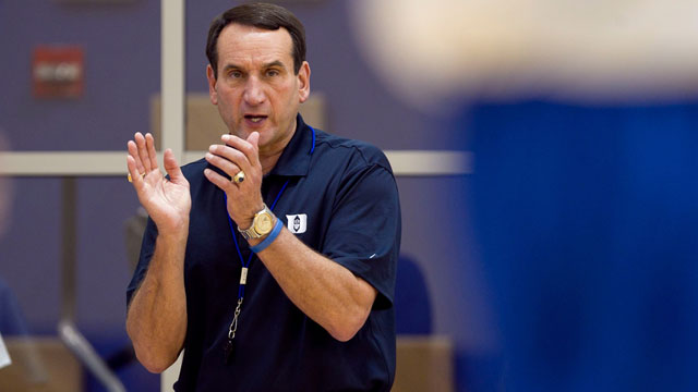 College Basketball Live: Duke Practice at Fort Bragg