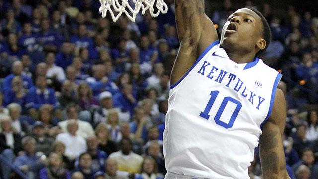 Samford vs. Kentucky