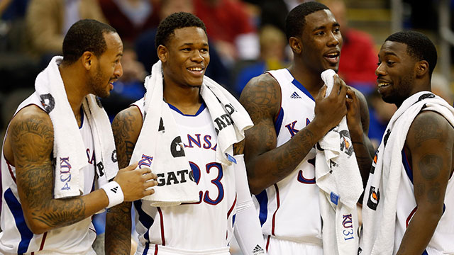 Colorado vs. #9 Kansas