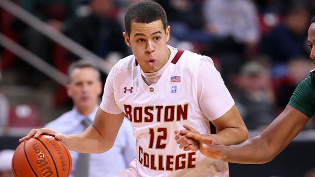 St. Francis (NY) vs. Boston College (Exclusive)