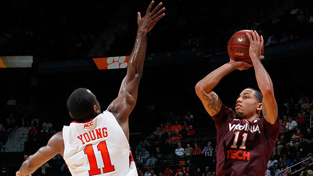 Virginia Tech vs. West Virginia
