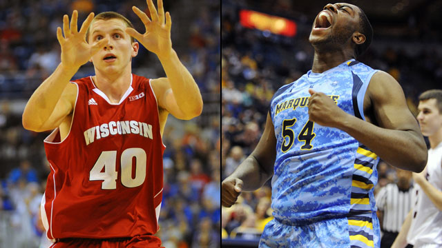Wisconsin vs. Marquette