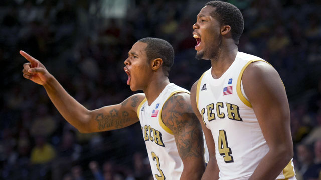 UNC Wilmington vs. Georgia Tech (Exclusive)