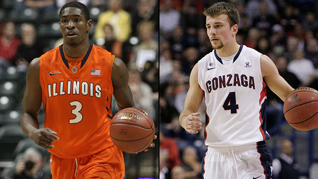 #13 Illinois vs. #10 Gonzaga