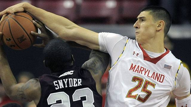 Monmouth vs. Maryland (Exclusive)