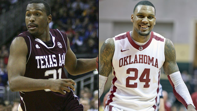 Texas A&M vs. Oklahoma: Holiday Hoops