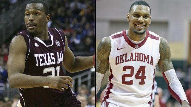 Texas A&M vs. Oklahoma: Holiday Hoops