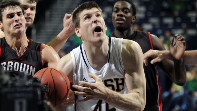 Purdue vs. #22 Notre Dame: Holiday Hoops