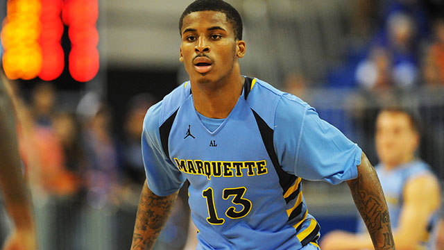 LSU vs. Marquette: Holiday Hoops