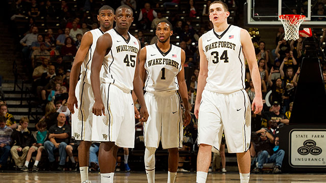 Wake Forest vs. UNC Greensboro (Exclusive)