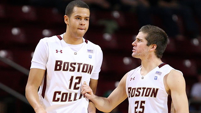 Holy Cross vs. Boston College (Exclusive)