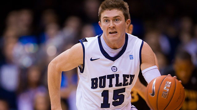 #18 Butler vs. Vanderbilt