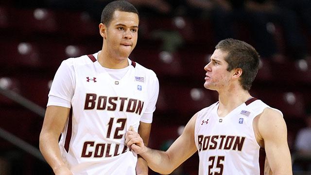 Dartmouth vs. Boston College (Exclusive)