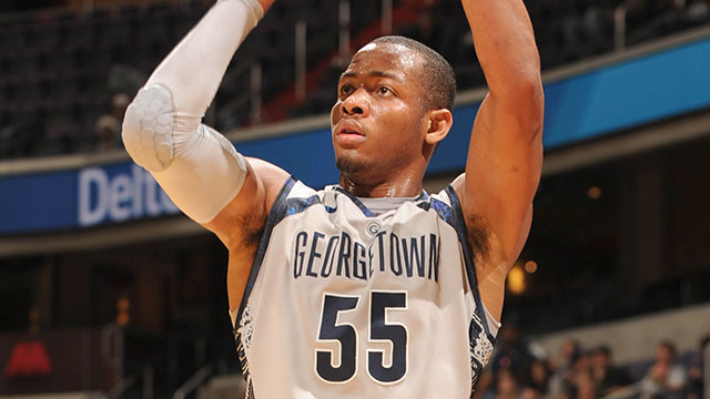 #15 Georgetown vs. Marquette