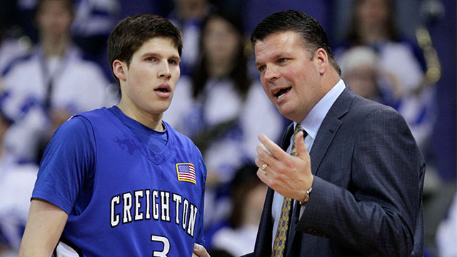 Indiana State vs. #16 Creighton