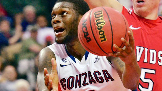 St. Mary's (CA.) vs. #9 Gonzaga