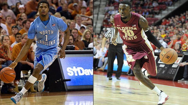 North Carolina vs. Florida State