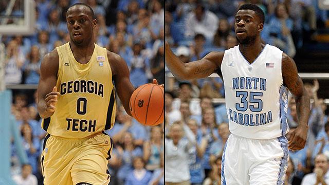 Georgia Tech vs. North Carolina