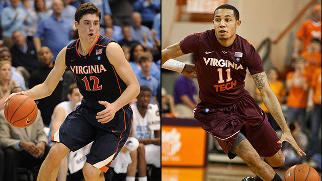 Virginia vs. Virginia Tech