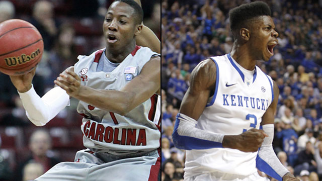 South Carolina vs. Kentucky
