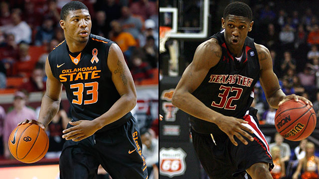 Oklahoma State vs. Texas Tech